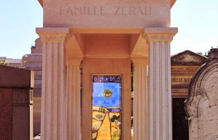 importance du monument funéraire